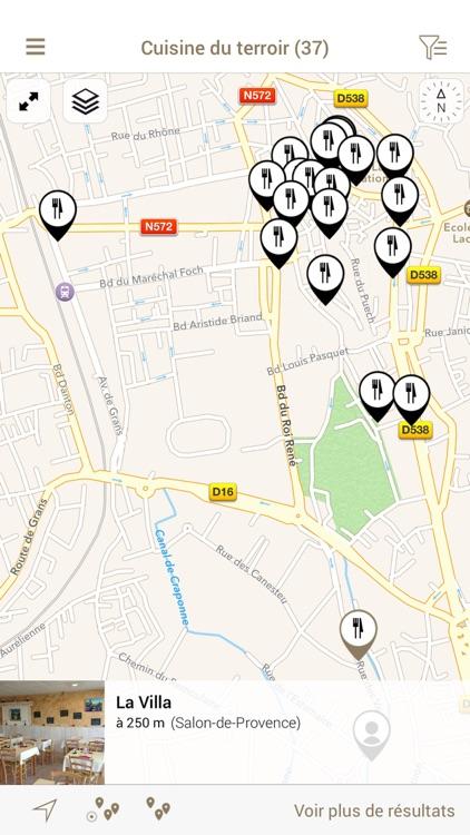 Salon-de-Provence Tour screenshot-3