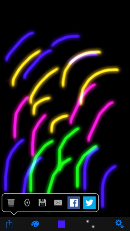 Glow Coloring