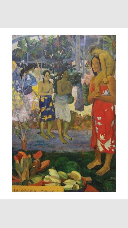 Gauguin 168 Paintings HD 200M+  Ad-free screenshot-3