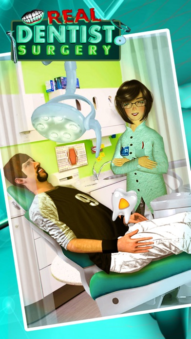 Real Dentist Surgery Simulator