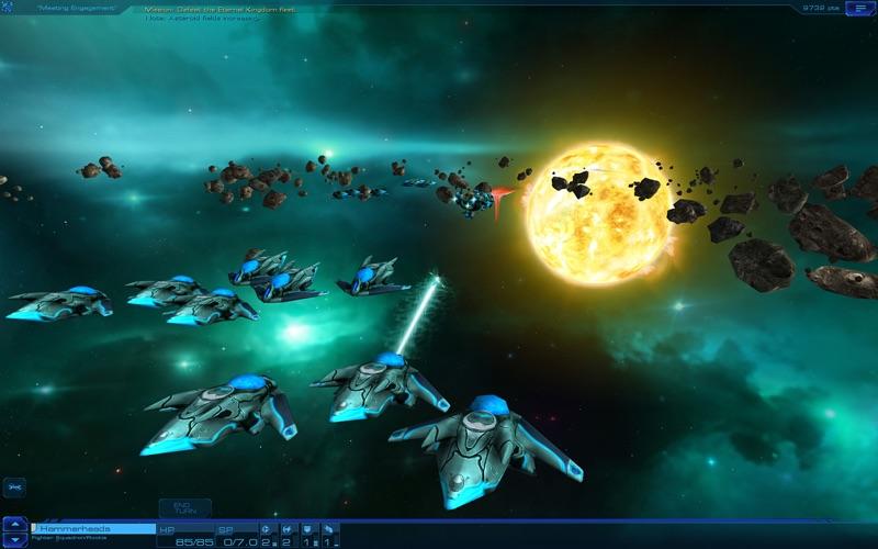 Sid Meier's Starships screenshot 4