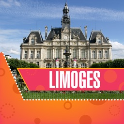 Limoges City Offline Travel Guide