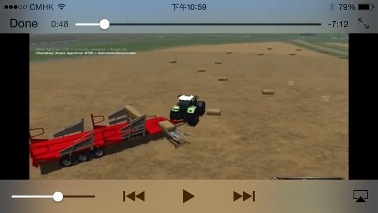 Video Walkthrough for Farming Simulator 2015 screenshot-4