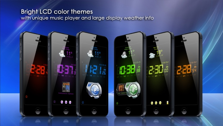 Alarm Clock Wake ® Pro Free - Wake & Rise! screenshot-0