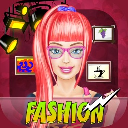 Cute Girl Dress Up : The Game for Girls Make Up,Salon,Fashion,Makeover