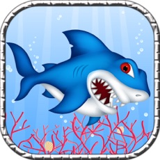 Activities of Tappy Shark - A Great White Shark vs Tiny Fish Challenge Free