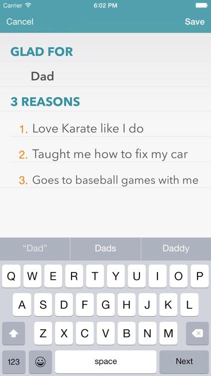 3 Reasons I Am Glad For Gratitude Journal