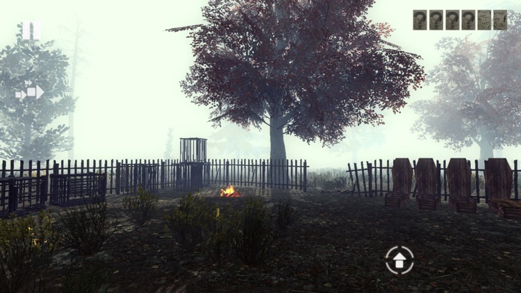 Slender Man Dark Forest screenshot-3