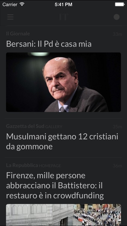 Giornali IT - I giornali più importanti d'Italia screenshot-4
