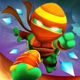 Ninja Hero - the most EXCITING NINJA RUNNER game