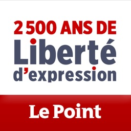 Le Point - 2500 ans de liberté d'expression