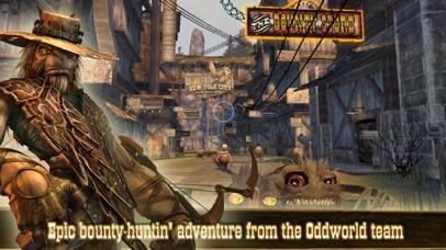 Screenshot from Oddworld: Stranger's Wrath