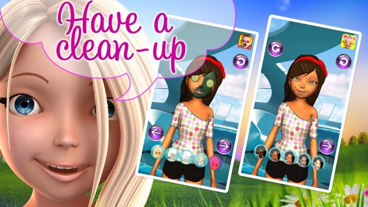 Princess 3D Salon - Girl Star