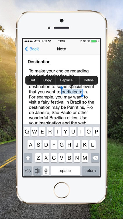 Road Trip Checklist screenshot-3