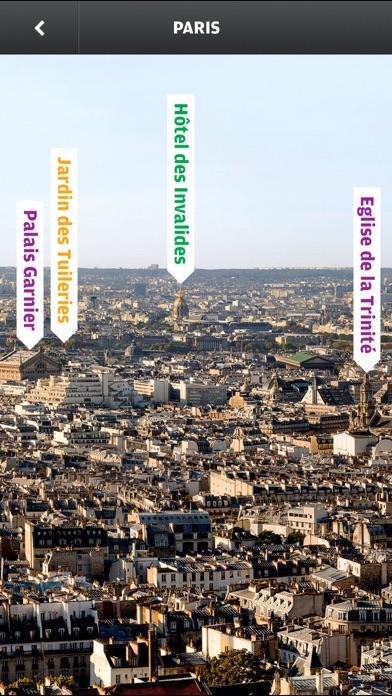 Screenshot for Paris: Wallpaper* City Guide in Lebanon App Store