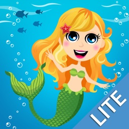 Mermaids Lite: Real & Cartoon Mermaid Videos, Games, Photos, Books & Interactive Activities for Kids by Playrific