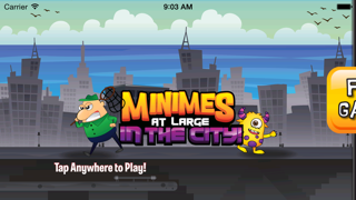 MiniMes At Large in the City Like Despicable Me Minion Rush,