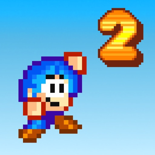 Bloo Kid 2 Review