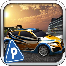 Parking Smash Car