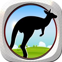 Kangaroo Bounce - Make Roo Jump And Run!!