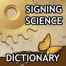 Signing Science Dictionary in American Sign Lan...