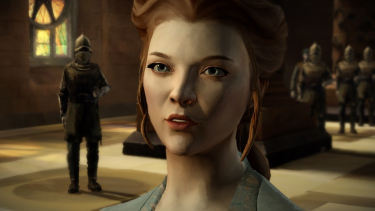 Game of Thrones - A Telltale Games Series screenshot-3