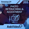 AV for Photoshop CS6 205 - Photo Retouching and Adjustment - ASK Video
