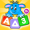 22learn, LLC - Preschool All In One Basic Skills Space Learning Adventure A to Z by Abby Monkey� Kids Clubhouse Games  artwork