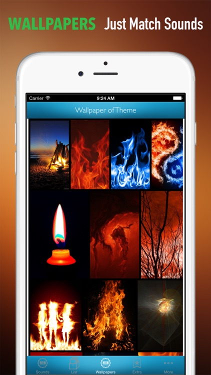 Siren Sounds Ringtones and Matching Wallpapers: Theme Your Phone to Full Alertness screenshot-2
