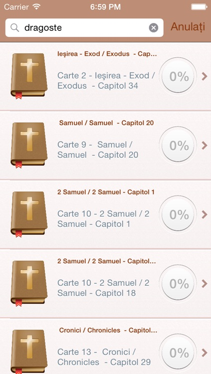 Romanian Holy Bible - Biblia română - Versiunea Dumitru Cornilescu screenshot-3