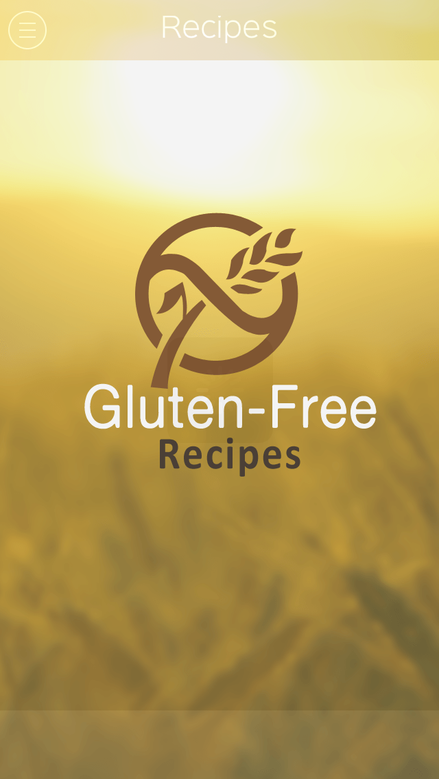 gluten free food recipes screenshot four