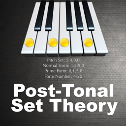 Post-Tonal Theory Calculator