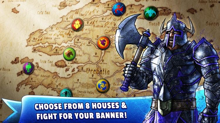 WinterForts: Exiled Kingdom Empires at War (Strategic Battles and Guilds) screenshot-4