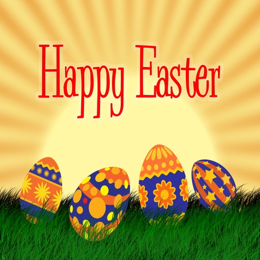 Happy Good Friday and Easter Day e-Cards