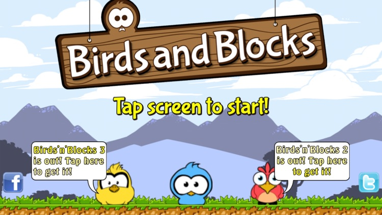 Birds'n'Blocks screenshot-4