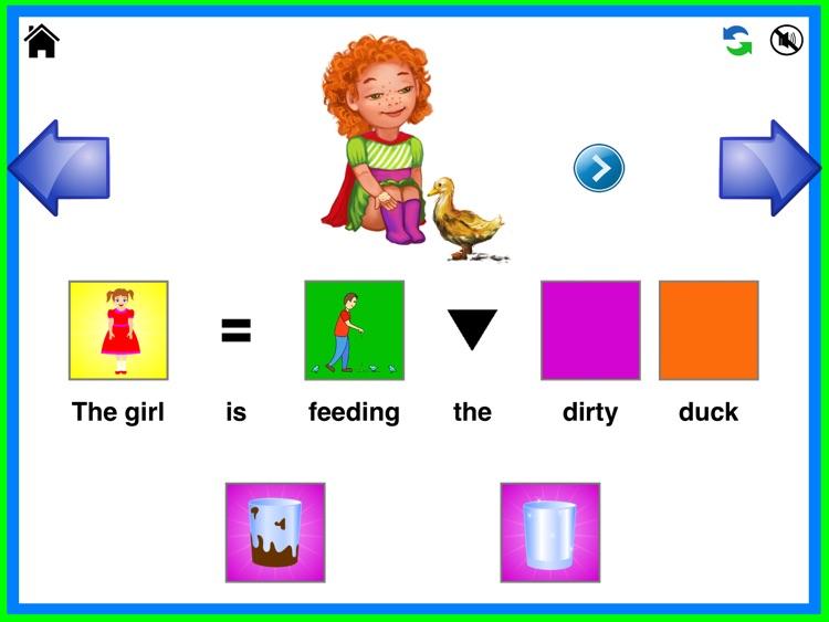 Picture This! Descriptive Sentences screenshot-3
