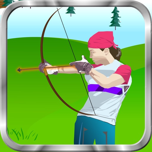 Archer Girl The Legend HD : Bow And Arrow Game