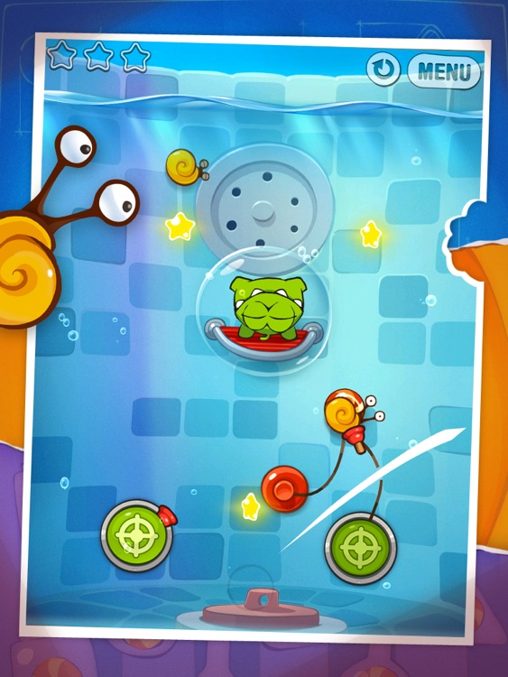 Cut the Rope: Experiments HD screenshot-2
