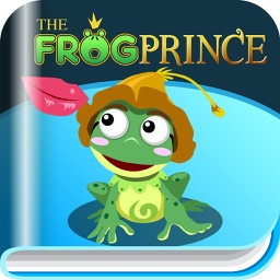 "The Frog Prince Story Book ""for iPad"""