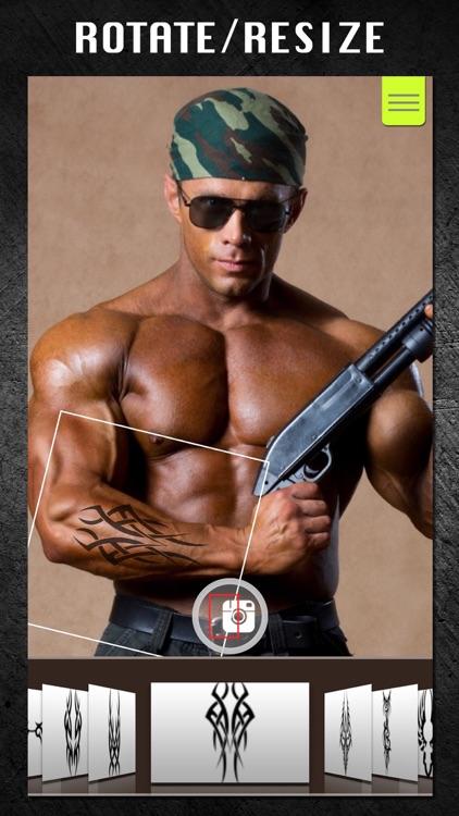 TattooGram - Tattoos on your photo