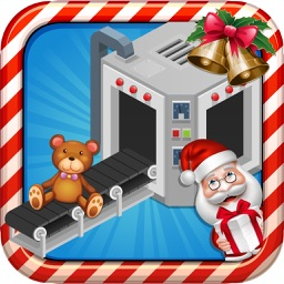 Christmas Toys Factory simulator game - Learn how to make Toys & Christmas gifts in Factory with Santa Claus