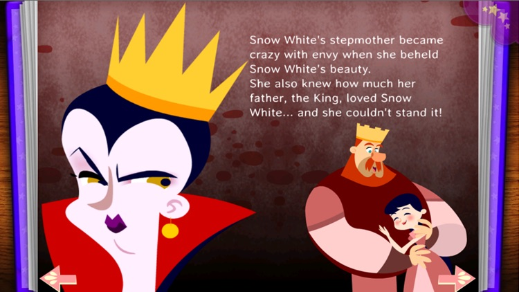 Snow White and the Seven Dwarfs - PlayTales screenshot-4