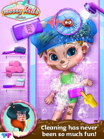 Messy Kids Mania: Muddy Adventures на iPad