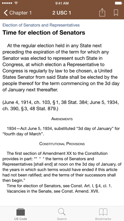 Codification (U.S. Code)