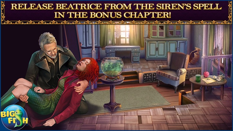Shiver: Lily's Requiem - A Hidden Objects Mystery (Full) screenshot-3