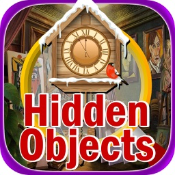 Hidden Objects : The Secret Residence