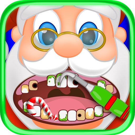 Christmas Dentist Office - Santa & Snowman Kids Game FREE