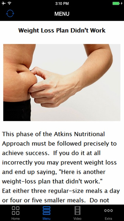 Learn How To Atkins Diet Plan - Best Weight Loss Guide For Fast Results screenshot-3
