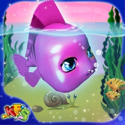 Fish Aquarium – Manage the sea animal tank & feed them to grow