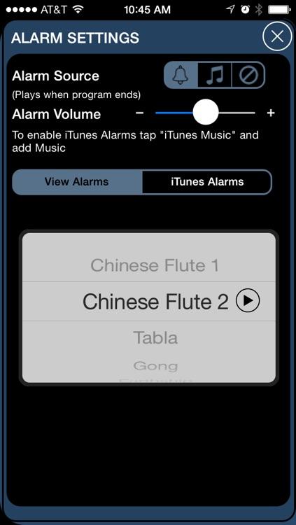 Brain Wave Sleep Cycle Tuner ™ - 3 Advanced Binaural Brainwave Entrainment Programs screenshot-4